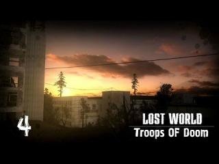 4 часть прохождения S.T.A.L.K.E.R. Lost World: Trops of Doom (ТЧ) [Прогулка по Черному Озеру..]