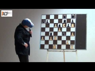ACP Golden Classic 2012 - Lecture Vassily Ivanchuk