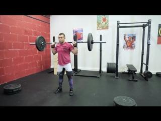Кроссфит тренировка: силовые упражнения [Спортивный Бро]