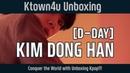 Ktown4u Unboxing KIMDONGHAN from JBJ 1st Mini D DAY 김동한 언박싱