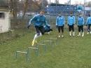 Trénink týmu FC Slovan Liberec