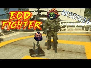 Battlefield 4 | NoRRy RaMpaGe - EOD BOT FIGHTER