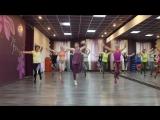 Tinie Tempah - Girls Like ft. Zara Larsson ZUMBA Dance DanceFit _tver