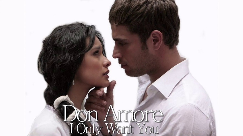 Don Amore - I Only Want You / İntro Vocal Version ( New 2018 ) İtalo Disco