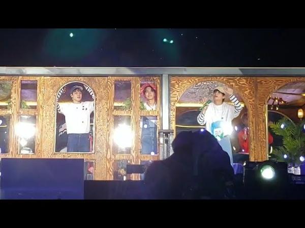 190616 Magic Shop Ending @ BTS 방탄소년단 5th Muster Fanmeeting Magic Shop Busan 매직샵 부산 Concert Fancam