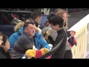 FANCAM 2018 Grand Prix Rostelecom Cup 11.15 Full Practice 羽生結弦 Yuzuru Hanyu