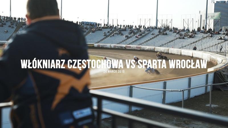 Włókniarz.tv: forBET Włókniarz Częstochowa vs Betard Sparta Wrocław