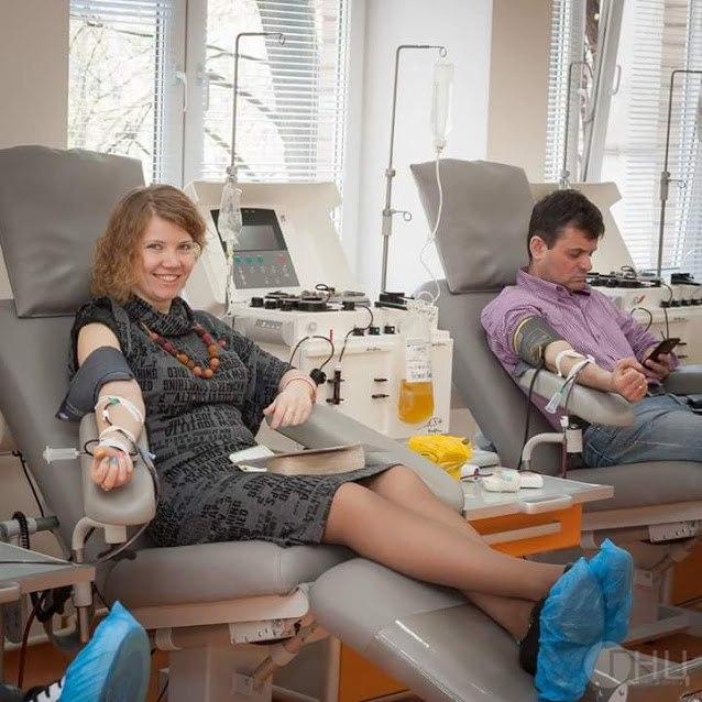 Доноры гематологического центра в Новом Зыковском устроят большой пикник