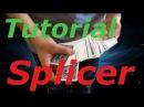 TUTORIAL Splicer and Steinman by Zach Mueller TRICK REVEALED HD card change