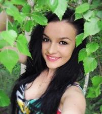 Вікторія Савчук, 17 февраля 1994, Ивано-Франковск, id174762100