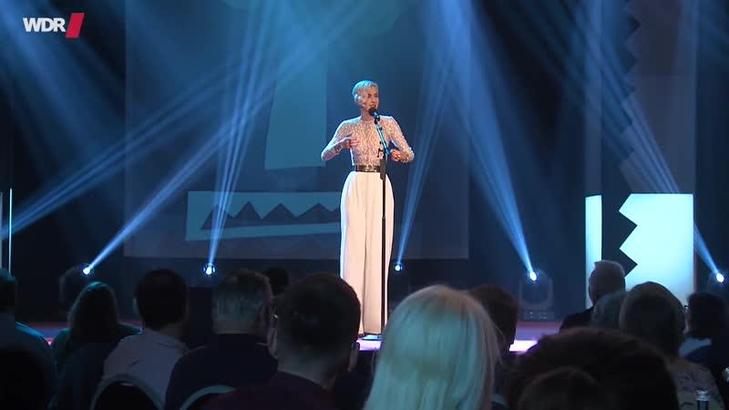 Lisa Eckhart – Finalistin – Prix Pantheon 2017 Halbfinale.