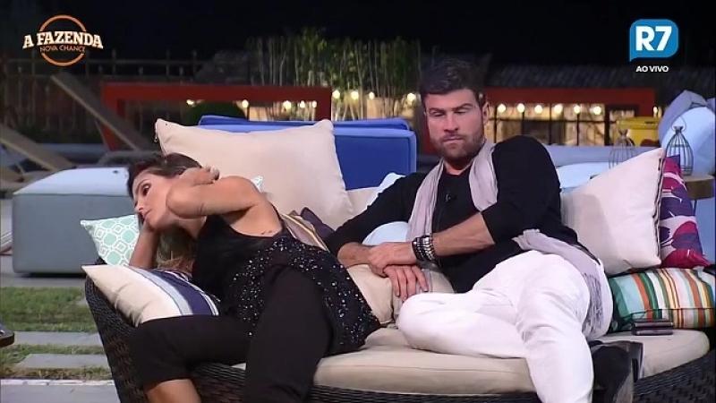 Eu perderia a cabeça, Marcelo elogia postura de Yuri na formação da Roça