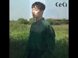 [BTS] 24.09.2017 DooJoon - Ceci Korea Magazine October 2017 Issue Photoshoot Making