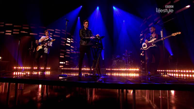 Busted - On What You're On (The Graham Norton Show 20-10 - 2016-12-09)