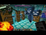 Троллинг игроков в Майнкрафт + Разрушение сервера ! Часть 1