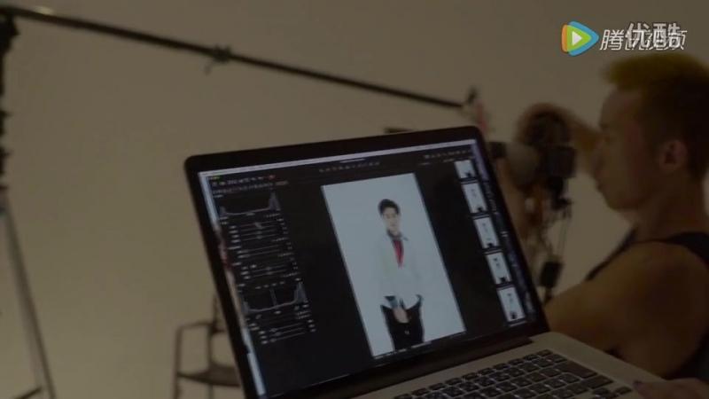 【朱一龙】《风度men_s_uno_Fashion》-_不一样的时尚体验cut