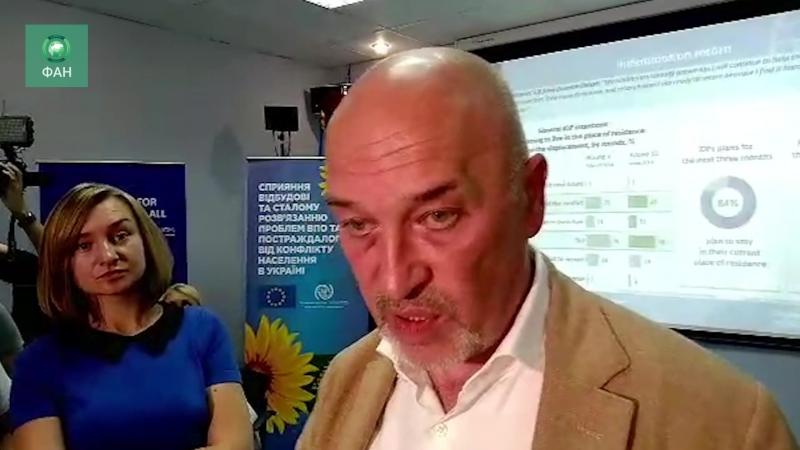 Украинский министр выразил надежду, что «Россия развалится сама по себе»