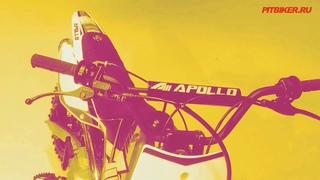 Питбайк Apollo RFZ 125 Start 14-12 Pitbiker.ru