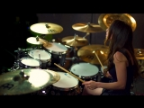 NEW! BAD WOLVES - ZOMBIE - DRUM COVER BY MEYTAL COHEN