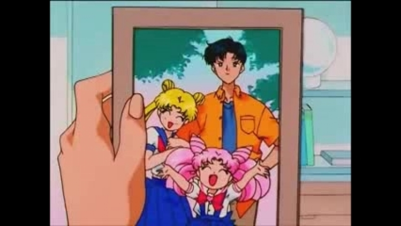 Story of our affair... - Sailor Moon