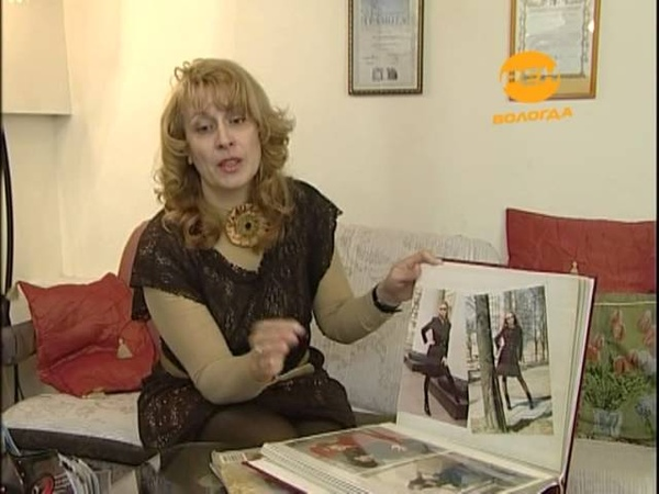 Алена Мыза - призванье Истинного Мастера - одаривать талантом! REN TV (архифф!)