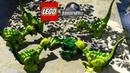 LEGO Jurassic World - ВЫЛЕЧИЛИ МЕЛЕНЬКОГО ДИНОЗАВРА