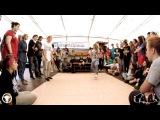 | Awesome Battle | 31.08.13 | Hip-Hop Beg | Anya Kom vs Alyoshka |