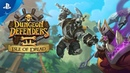 Dungeon Defenders II - Isle of Dread Launch Trailer | PS4