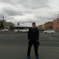 Анкета Денис Шарин