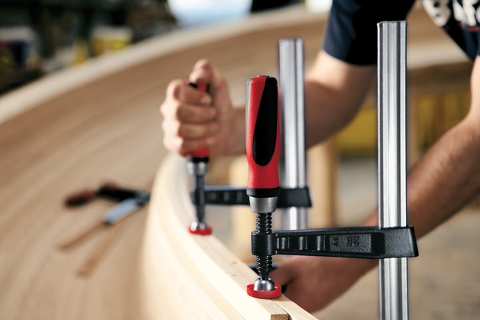 BESSEY® F-style Malleable Cast Bar Clamps -TG Series