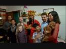 Русская семья Гуанчжоу Новый год