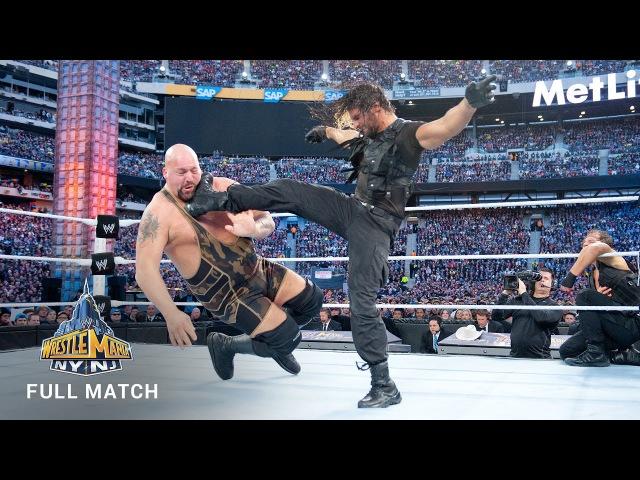 FULL MATCH — The Shield vs. Randy Orton, Sheamus Big Show: WrestleMania 29 (WWE Network Exclusive)