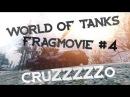 World of Tanks. Fragmovie #4