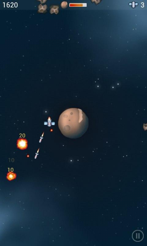Orbital Defender Full - спасение Вселенной