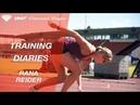 Training Diaries Lausanne 2017: Rana Reider - IAAF Diamond League
