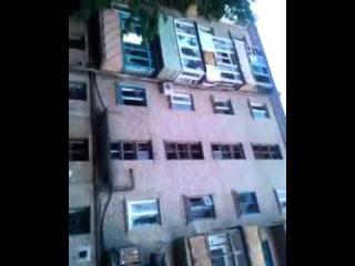 Луганск, квартал Шевченко, разорвало снаряд