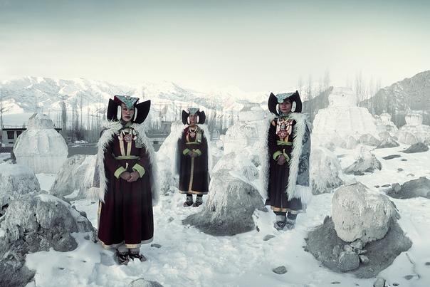 По другую сторону глобализации: Исчезающие племена и народности со всех концов земли (Часть 1) «Когда мне было 17 лет, я начал свое путешествие, пишет о себе фотограф Джимми Нельсон. И я все еще