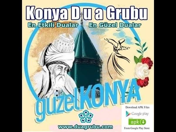 Konya Dua Grubu Tanıtım Video Youtube Kanalımız 5 Yaşında 30.000 Aboneye Ulaştık ALLAH RAZI OLSUN