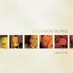Solomon Burke альбом Like a Fire