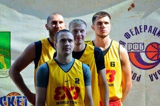 Финал Чемпионата России по уличному баскетболу 2014