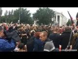 Донецк:присяга ополченцев на верность ДНР 21.06.2014
