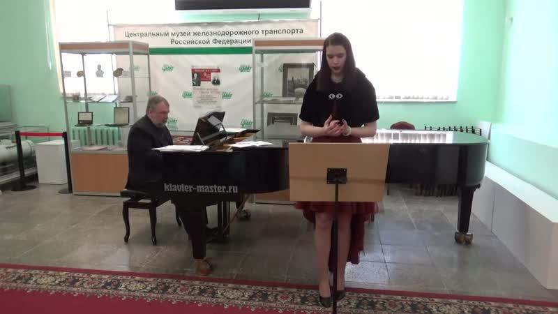 Светлана Рыжова - Георг Фридрих Гендель. «Lascia ch`io pianga»