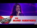 Shakira Million Reasons The Blind Auditions The Voice Kids Indonesia Season 2 GTV 2017