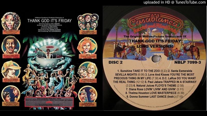Thank God It's Friday [Full Album, Long Versions] (Vol. 2) (1978)