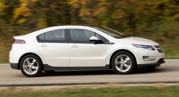 Прекращено производство гибридов Chevrolet Volt