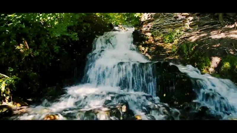 Водопад на Русановом ручье. Умиротворение.