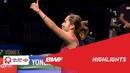 YONEX SUNRISE India Open 2019 Finals WS Highlights BWF 2019