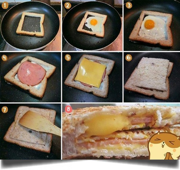 Что приготовить на завтрак без яиц