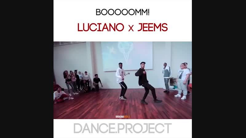 Luciano x Jeems | Danceproject.info