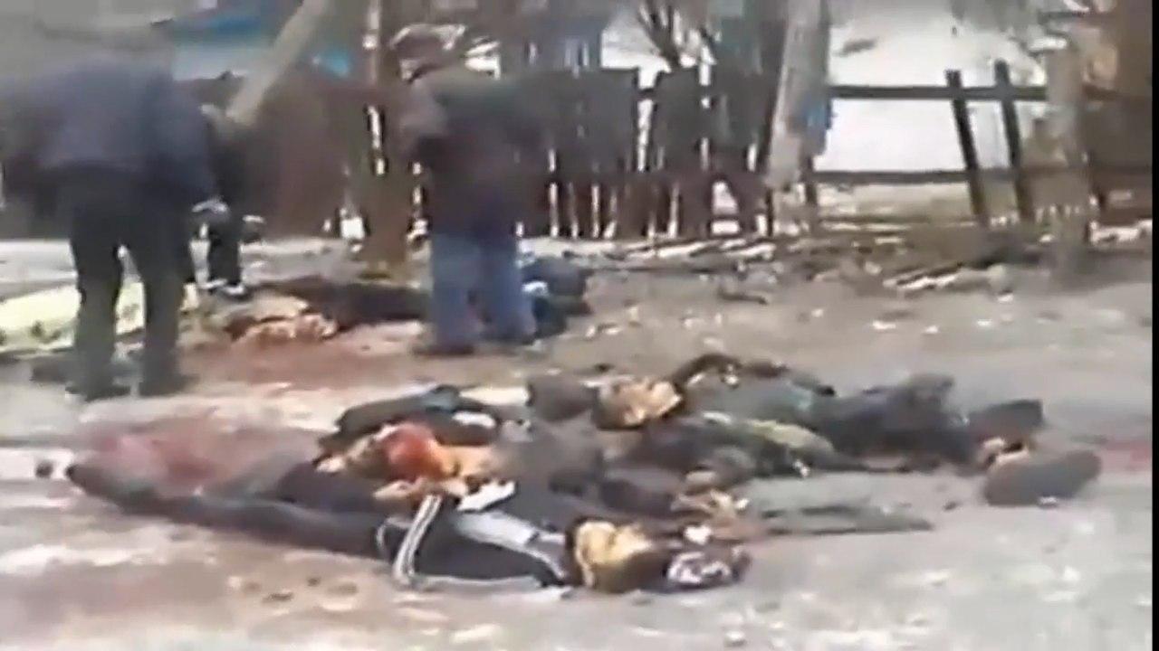 Материал от военного обозревателя Бориса Рожина